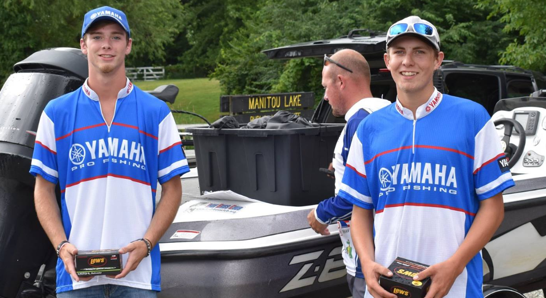 ILF Anglers 2018 High School Team Round 2 Championship